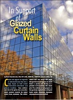 In Support of Glazed Curtain Walls